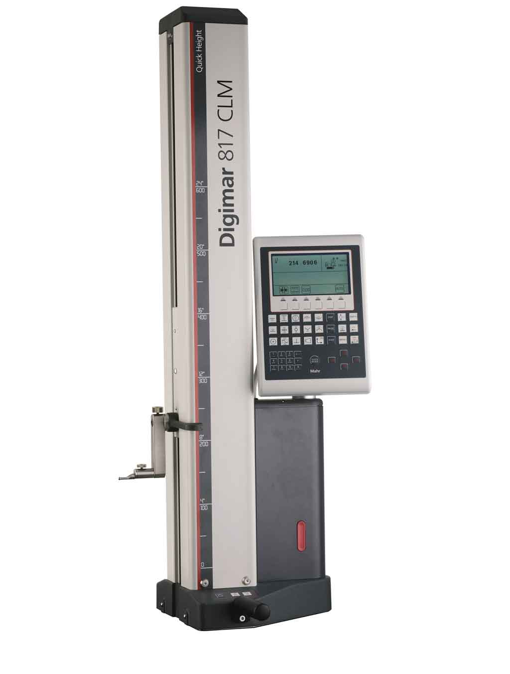 Electronic Federal Gage Products : Mahr digimar clm height gage d measurement