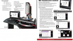 Starrett EZ300 Video Measuring Machine