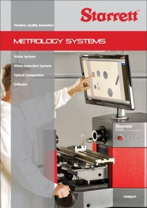 starrett metrology