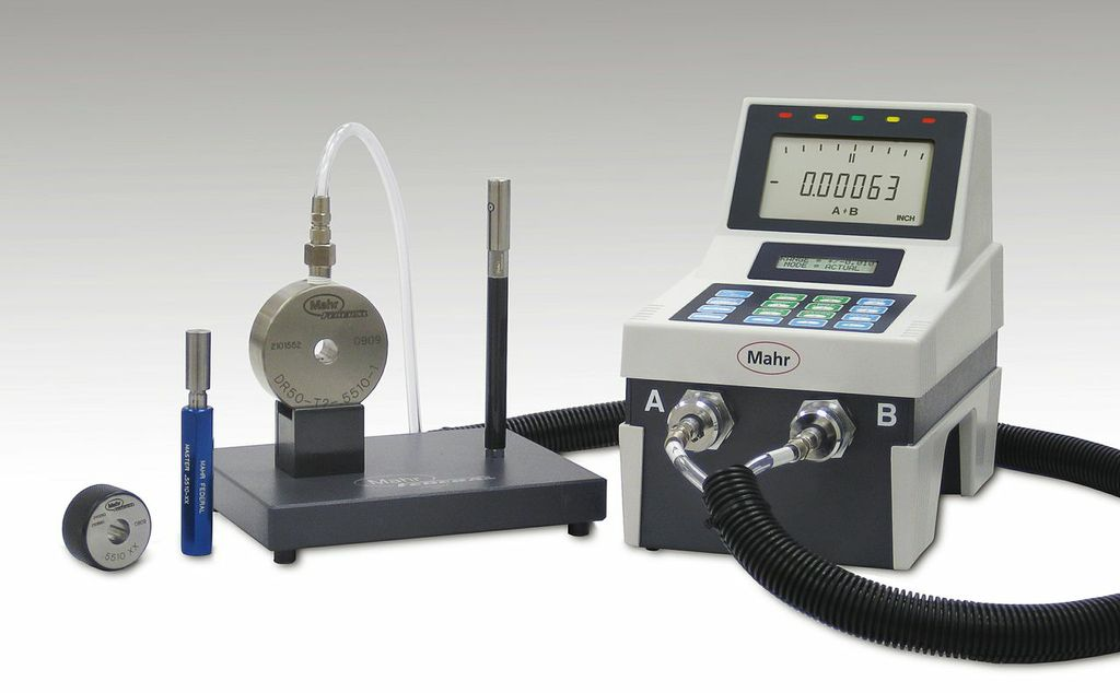 Electronic Federal Gage Products : Mahr federal single master digital dimensionair