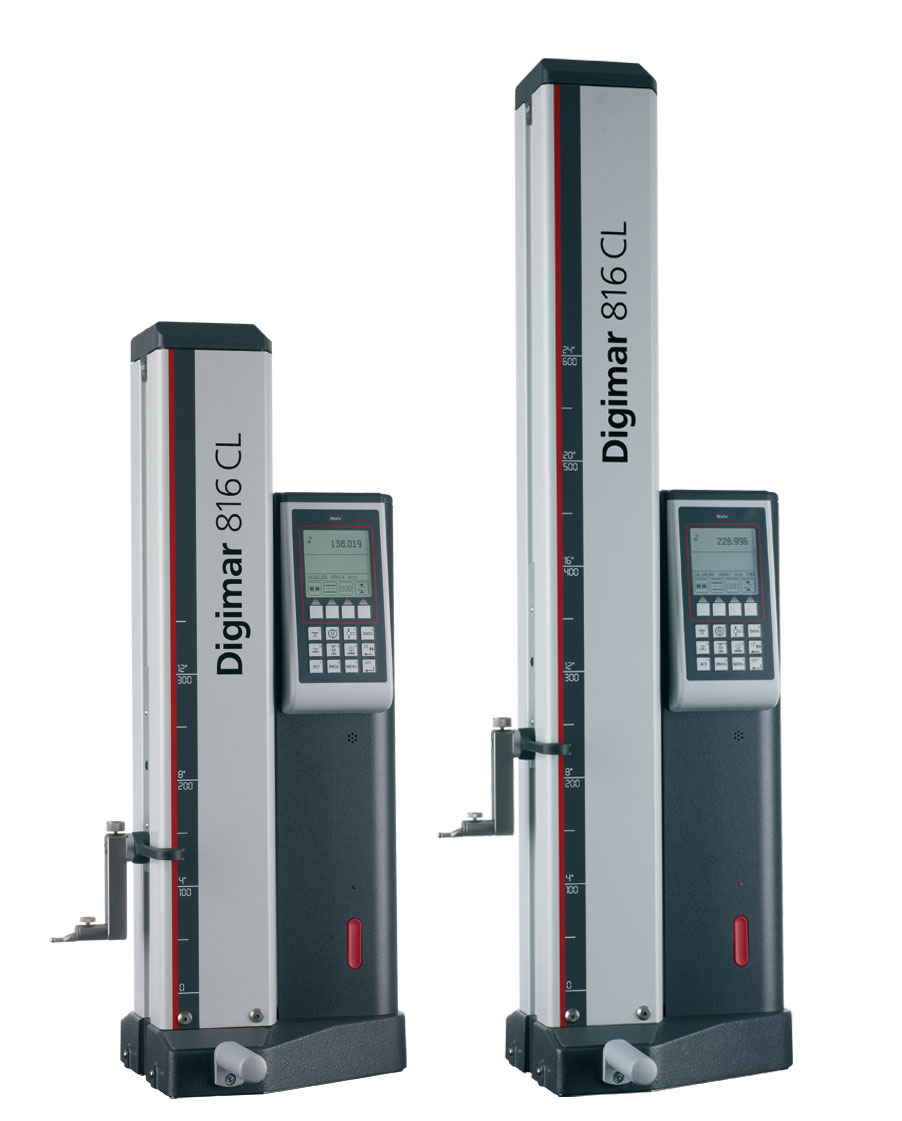 Electronic Federal Gage Products : Mahr federal cl height gage d willrich precision