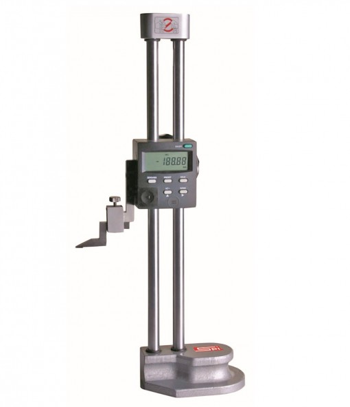 Electronic Federal Gage Products : Spi electronic height gages double beam willrich