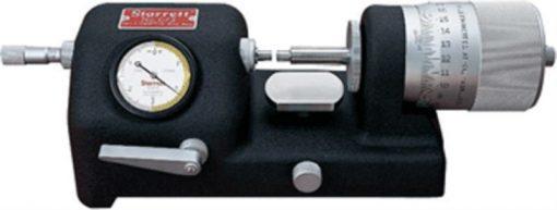 Starrett Direct-Reading Bench Micrometers