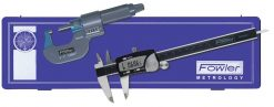 Fowler Electronic Caliper Set
