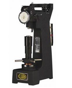Clark Instrument CR-8 Analog Rockwell Type Hardness Tester