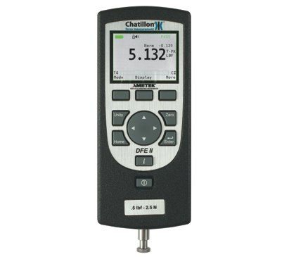 Chatillon DFE II Digital Force Gauge with Output