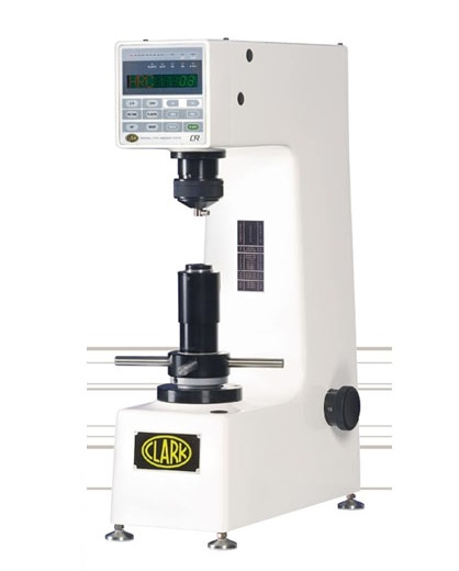 Instrument And Machine Testers : Clark instrument cr digital twin hardness tester