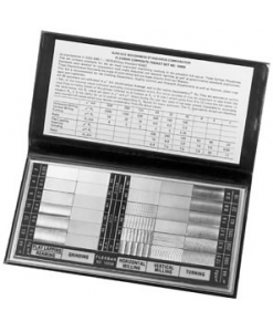 Composite Set of Surface Roughness Standards