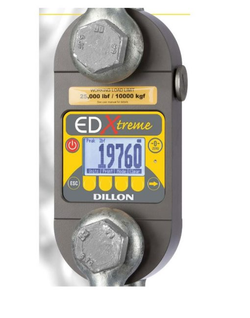 Dillon EDXtreme Dynamometers
