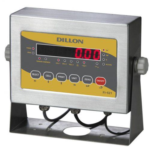 Dillon FI-521 Readout