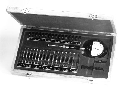 Dyer 200 Series Small Hole Bore Gage Sets