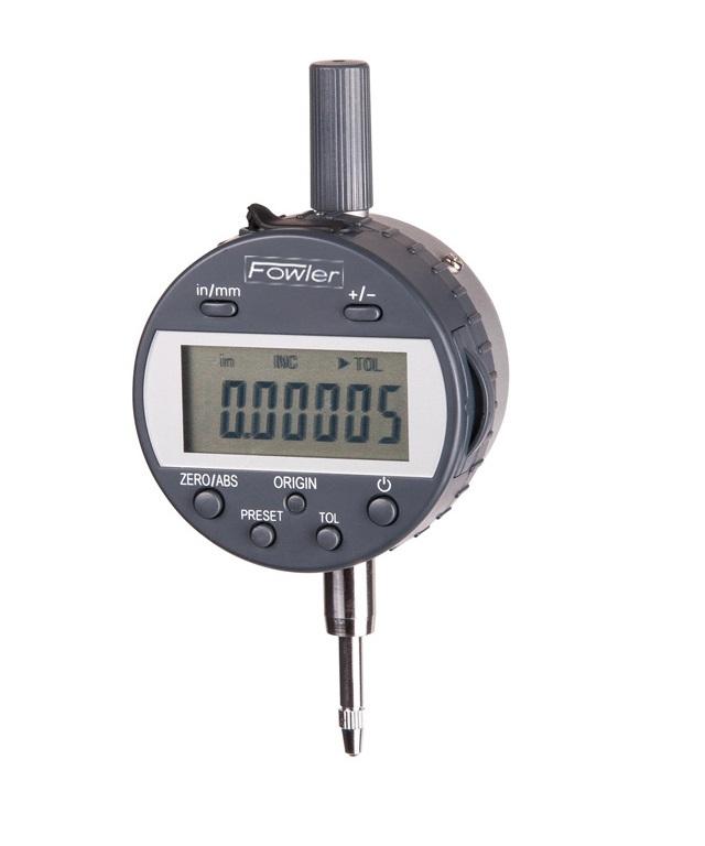 Fowler Dial Indicator Digital : Fowler indi max digital indicator willrich precision