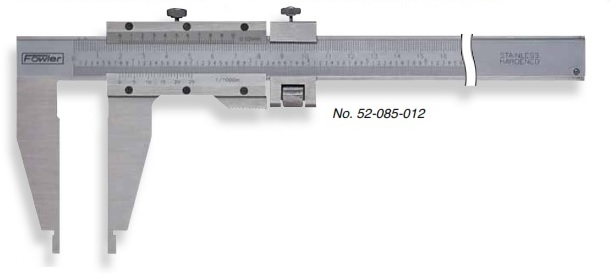Fowler Vernier Calipers photo