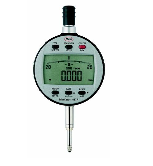 Dial Indicator Remote Display Digital : Mahr federal marcator ri wireless digital indicator