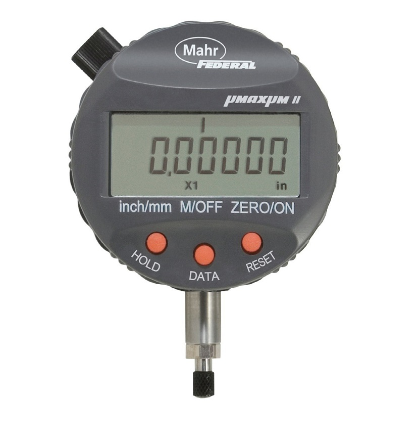 Federal Indicator Travel Products : Mahr federal µmaxµm ii inductive digital comparator