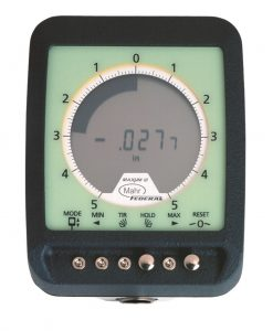 Mahr Federal Maxum®III Remote Indicators and Digital Transducers