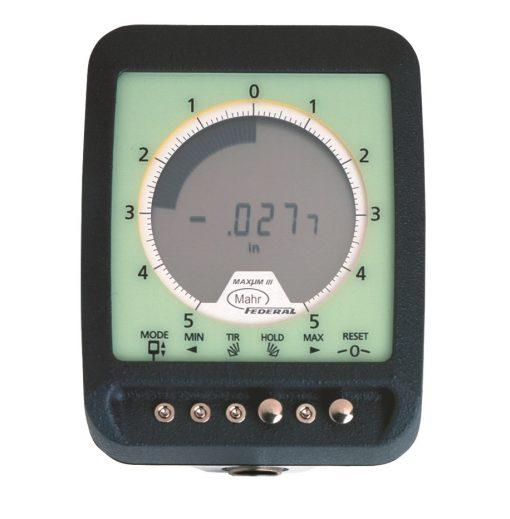 Mahr Federal  Maxum®III Remote Indicators and Digital Transducer
