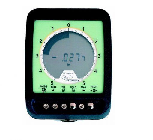Mahr Federal Maxum III Digital Comparator