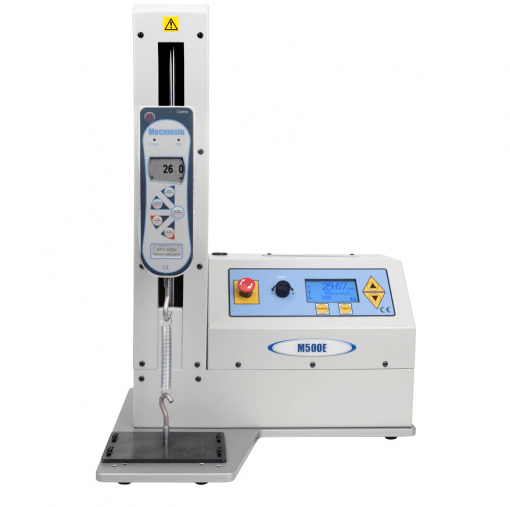 Mecmesin M500E motorized force test stand 500N_112LB