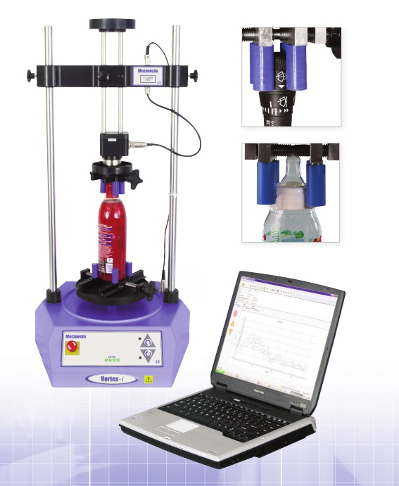 Mecmesin Vortex-i Software Computer Controlled Motorized Torque Tester PRIMARY IMAGE