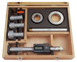 Mitutoyo Digimatic Holtest Three-Point Internal Micrometers