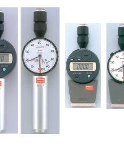 Mitutoyo Hardmatic Series 811 - Digital and Analog Durometers