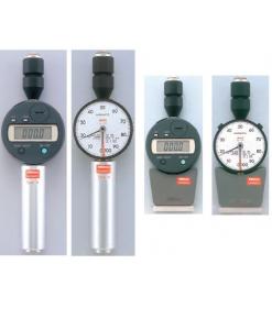 Mitutoyo Hardmatic Series 811 - Digital and Analog Durometers