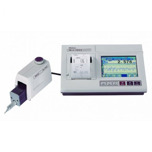 Mitutoyo SJ-410 Series Model SJ-411 Portable Surface Roughness Tester