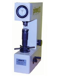 Phase II 900-375 Analog Rockwell/Superficial Rockwell Twin Hardness Tester