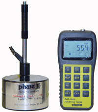Phase II PHT-1800 Portable Hardness Tester