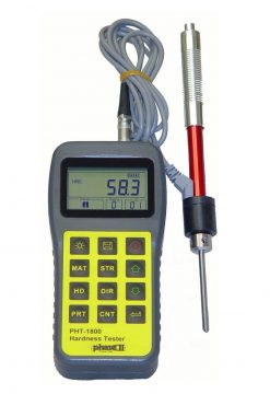 Phase II PHT-1840 Gear Teeth Portable Hardness Tester