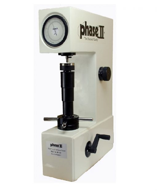 Phase II Rockwell Superficial Analog Hardness Tester 900-345