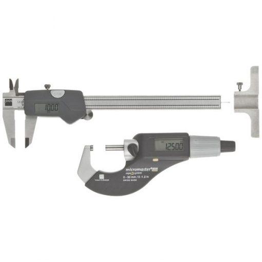 Brown & Sharpe Digital Tool Set 00591004