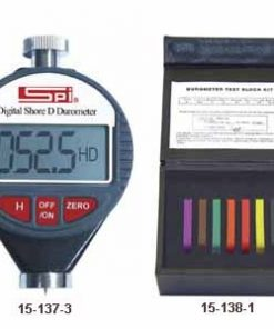 SPI Digital Shore A & D Durometer