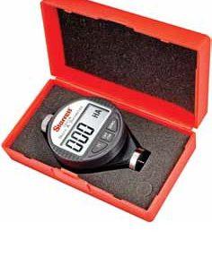 Starrett 3805B Digital Durometer case