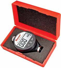 Starrett 3805B Digital Durometer case