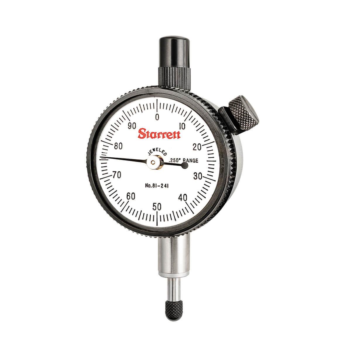 Starrett Dial Indicator >> Starrett 81 241j Dial Indicator 81 241j Willrich Precision