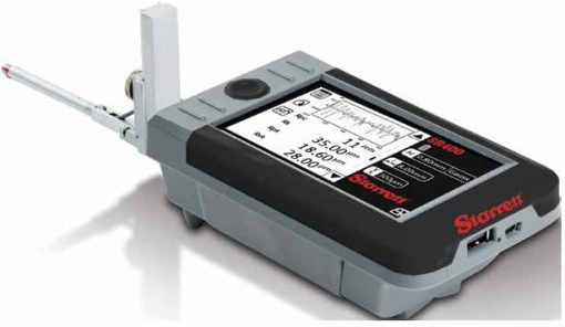 Starrett SR300 and SR400 Surface Roughness Units