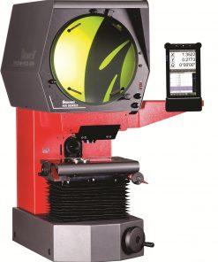 Vertical Bench Model Optical Comparators