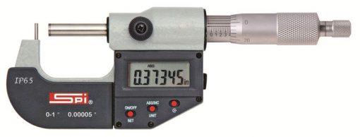 SPI IP65 Electronic Tube Micrometer
