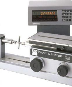 Brown and Sharpe Tesa Horizontal Measuring Bench