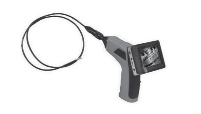 Flexbar Flex-Bore II Micro Diameter Video Borescope, 39 inch length and 4