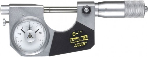 Fowler Indicating Micrometer