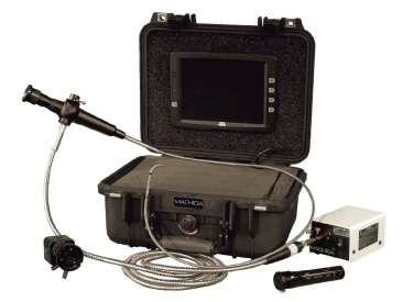 Machida Battery Operated Borescope System