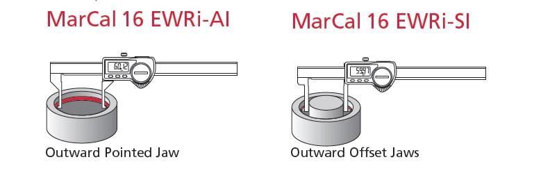 marcal outward caliper
