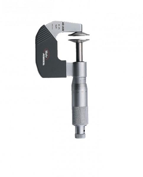 Mahr Federal 40 AW Disc Vernier Micrometer