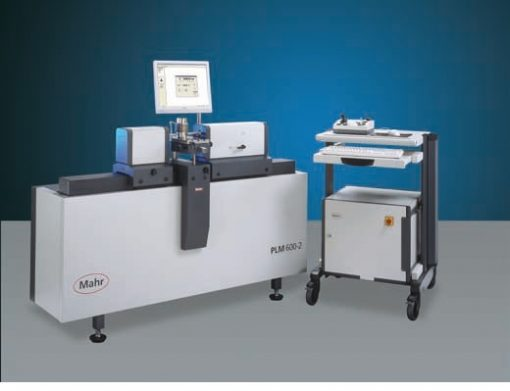 Mahr Federal PLM, Ultra High Precision Length Measuring Machine, where measuring procedure are conducted automatically