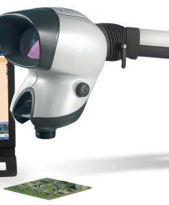 Mantis Elite-Cam Stereo Microscope with Integral Digital Video Camera for Image and Video Capture