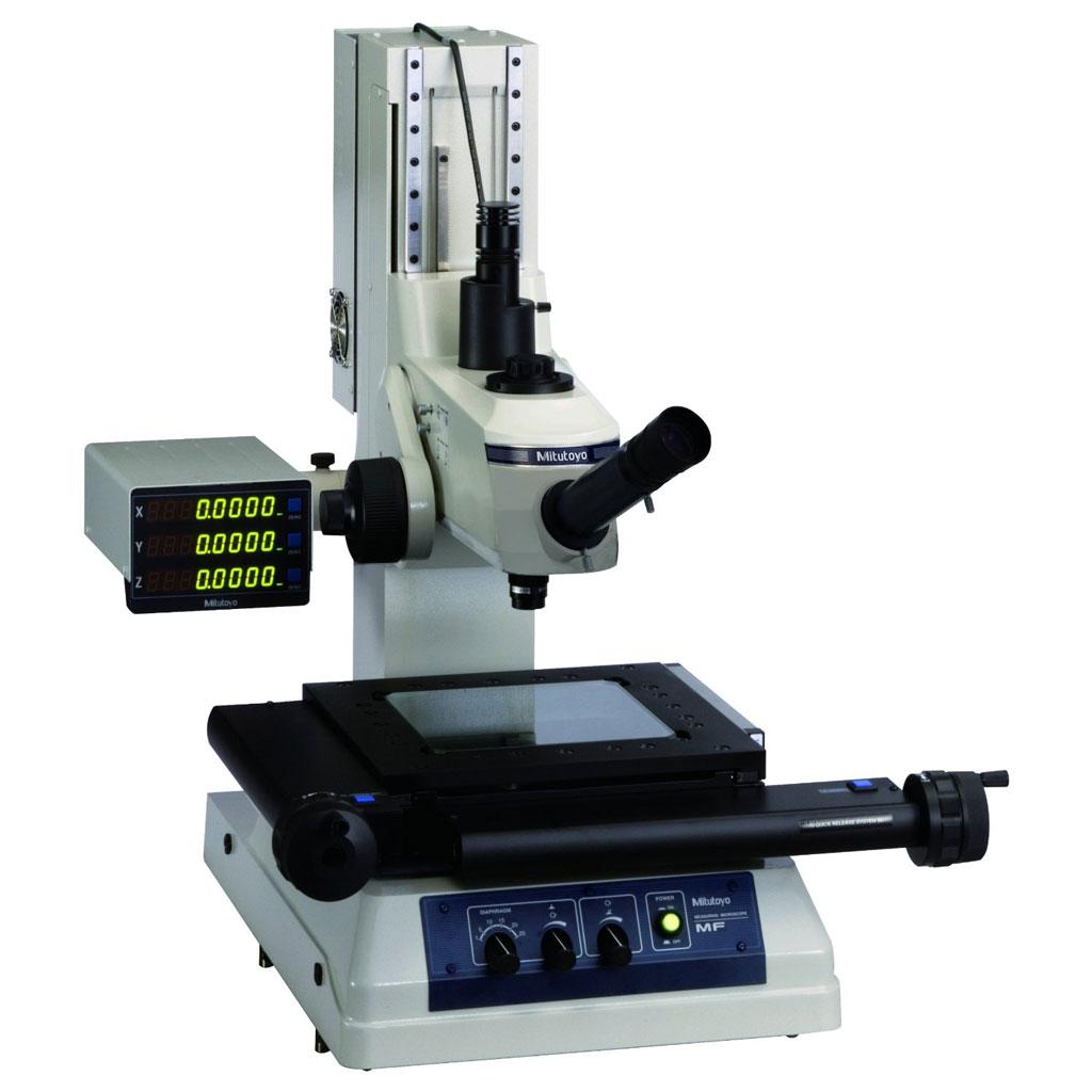 Mitutoyo MF-C Manual Measuring Microscopes   Willrich Precision Instruments