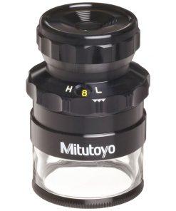 Mitutoyo Zoom Loupe 8x-16x